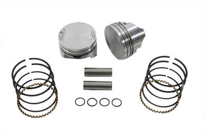 1200cc Piston Set .040 Oversize