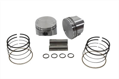 "88"" Twin Cam Piston Set .010"