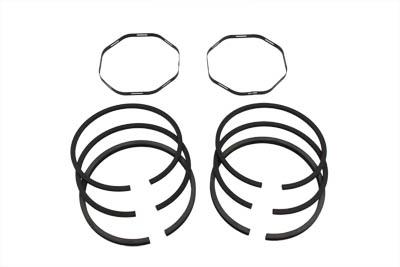 "74"" Side Valve Piston Ring Set .010 Oversize"