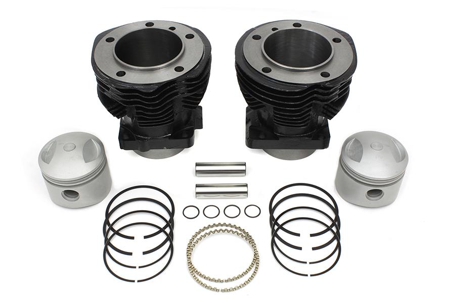 "Replica 80"" Shovelhead Cylinder Piston Kit"