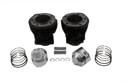 "80"" Shovelhead Cylinder Piston Kit"