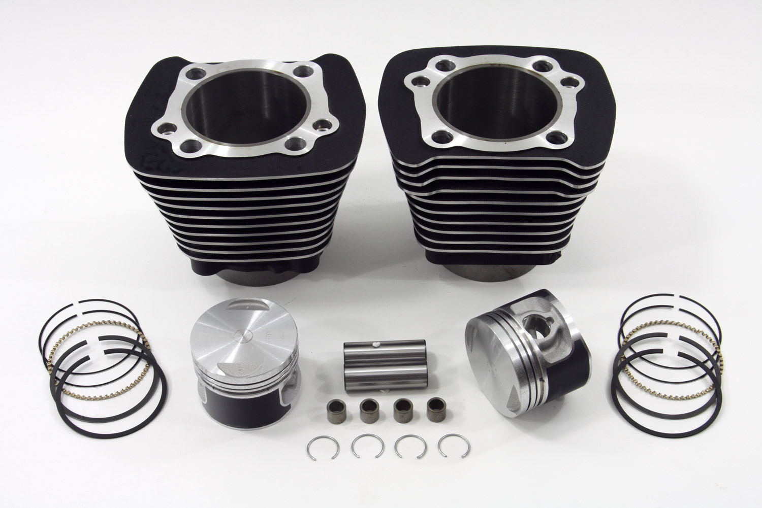 Replica 1200cc Cylinder and Piston Kit Black