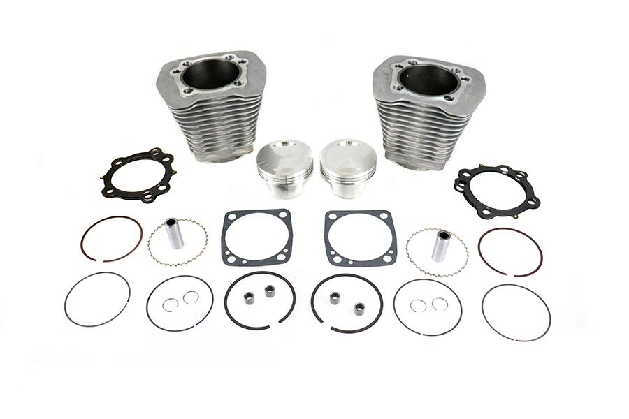 """93.4"""" Evolution Cylinder Kit Silver"""