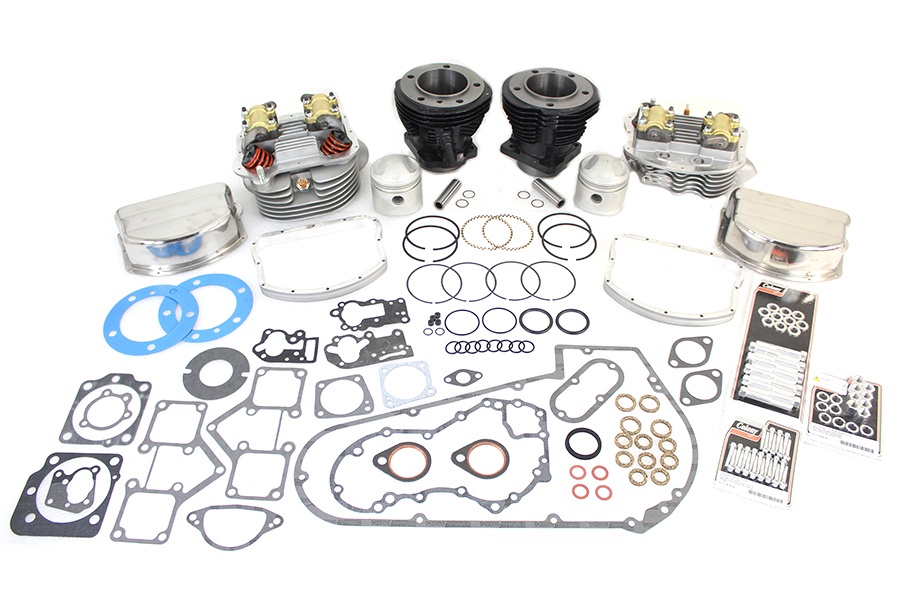 OHO Panhead Top End Kit