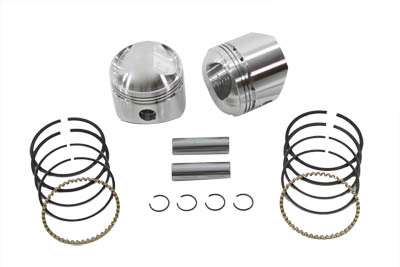 "74"" FL-FLH Piston Set .080 Oversize"
