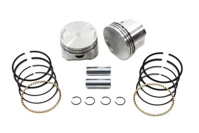 Forged .020 8.5:1 Compression Piston Kit