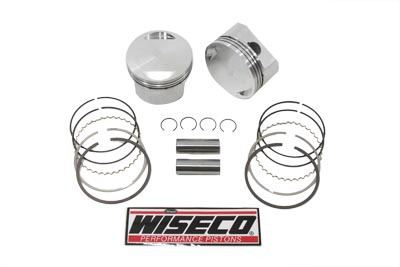 *UPDATE Forged .047 9:1 Compression Piston Kit