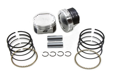 883cc Forged Conversion Piston Kit .010 Oversize