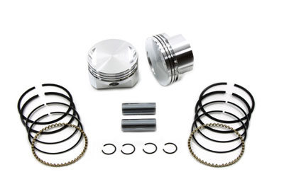 Forged .010 9:1 Compression Piston Kit