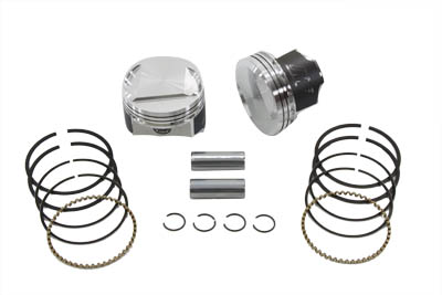 Forged .005 10:1 Compression Piston Kit