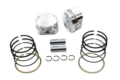 Forged .020 10.5:1 Compression Piston Kit