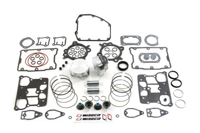 "95"" Flat Top 9:1 Compression Piston Kit"