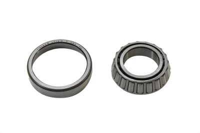 Crankcase Left Side Bearing and Race