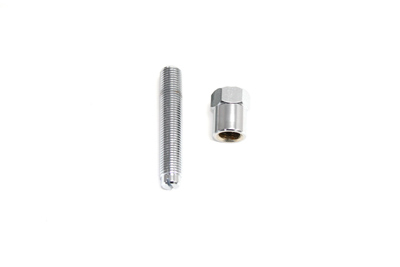 Clutch Adjuster Nut Chrome