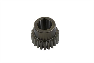 Pinion Shaft Drive Gear Yellow