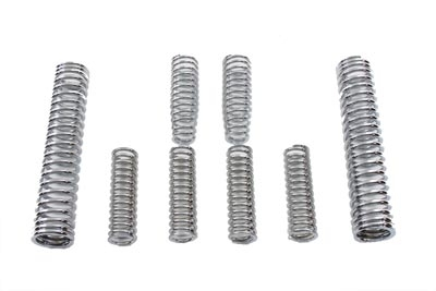 Fork Spring Set Chrome