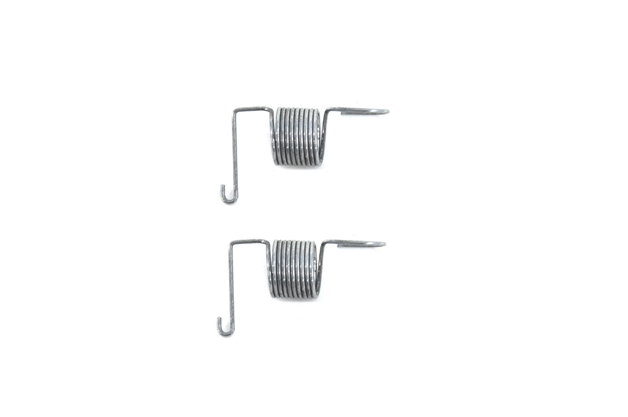 Silver Ignition Heavy Advance Weight Springs