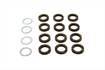 James Pushrod Cover Seal Kit