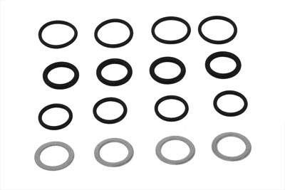 V-Twin Pushrod Cover Seal Kit