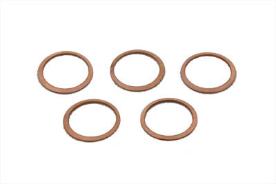 Copper Style Oil Fill Cap Gasket