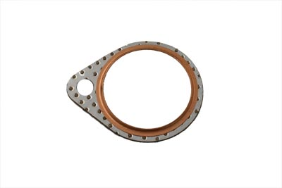 James Exhaust Metal Ring Gasket