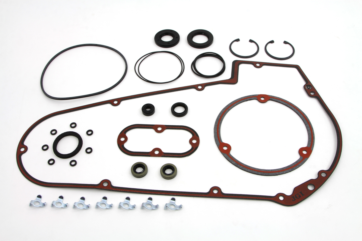 James Foamet Beaded Primary Cover Gasket Kit