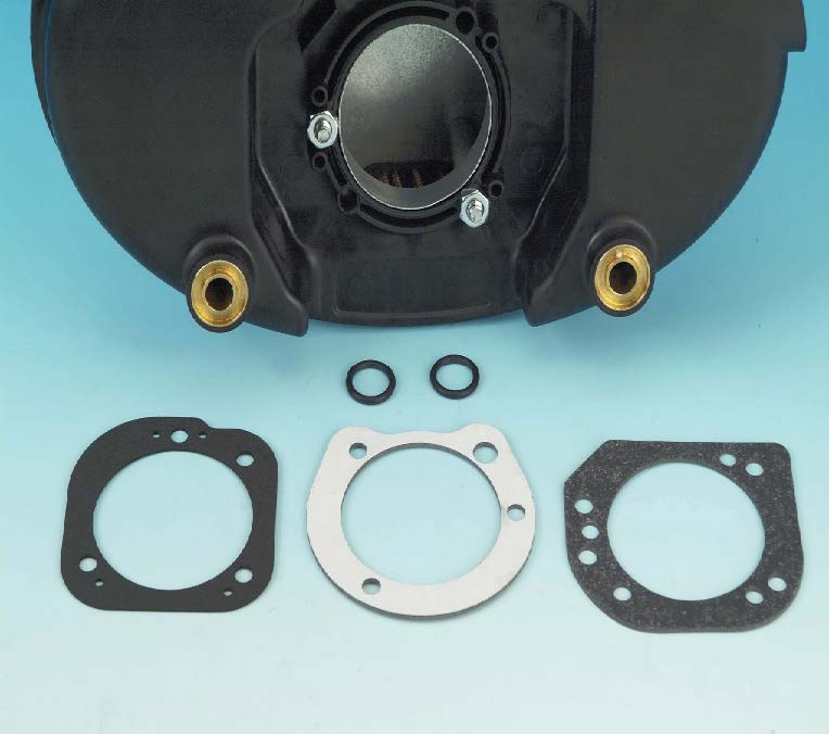 James Air Cleaner Backing Plate Gasket Kit