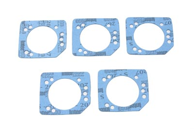 V-Twin Gasket to Induction Module to Backing Plate