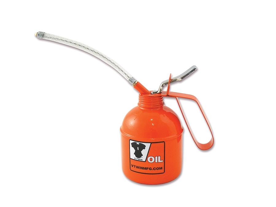 Metal Squirt Oil Can 500 CC