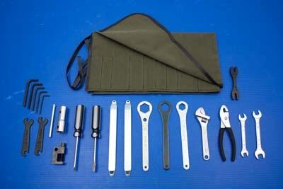 Rider Tool Kit for FXST, FLST