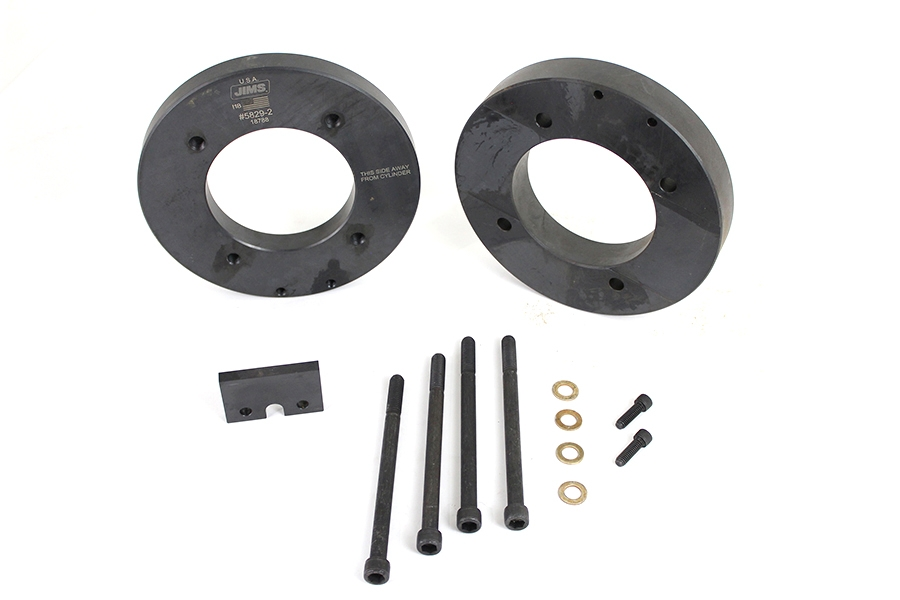 Jims M8 Cylinder Torque Plate Kit