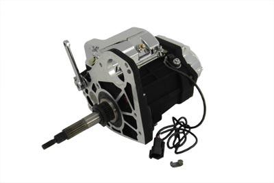 5-Speed Transmission Black