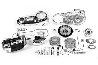 *UPDATE 6-Speed Conversion Kit Left Side Drive Black