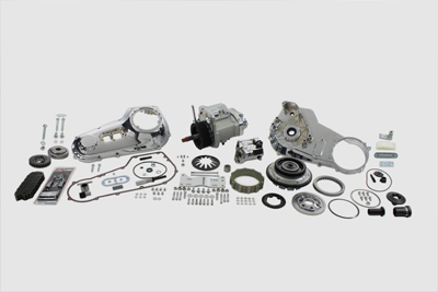 *UPDATE 6-Speed Conversion Kit Left Side Drive Alloy