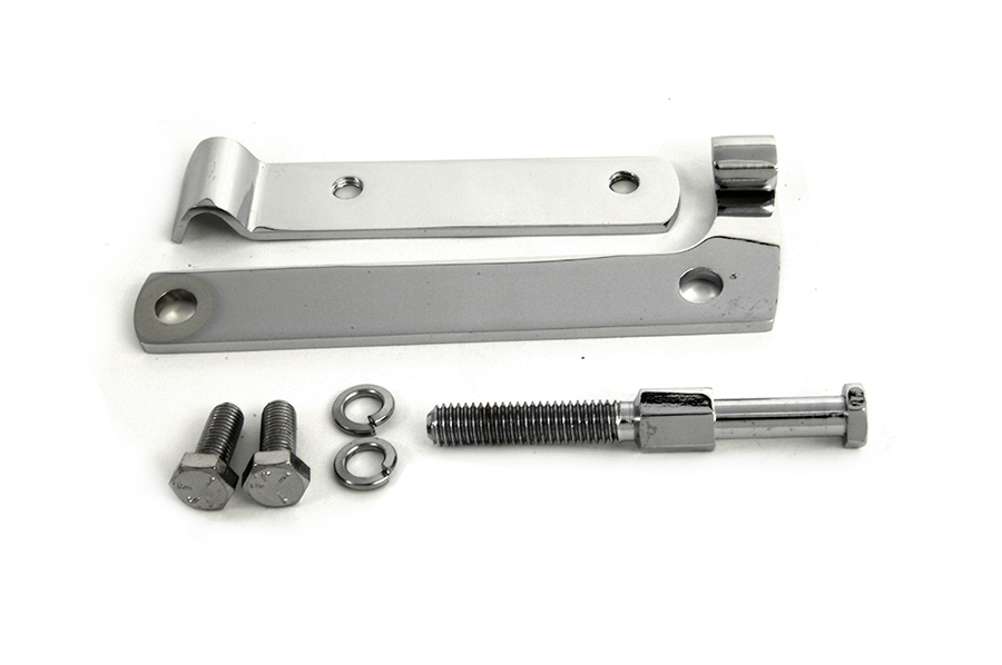 Transmission Mount Adjuster Kit Chrome