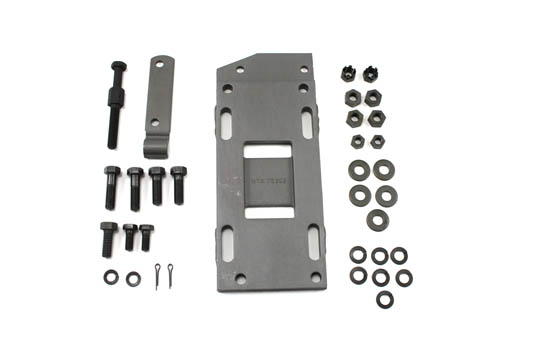 Transmission Mounting Plate Kit Parkerized