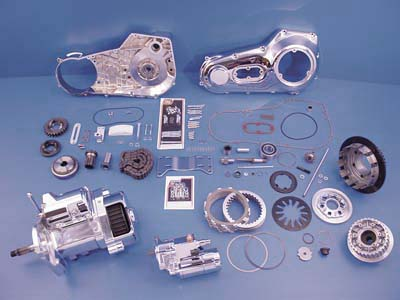 *UPDATE 6-Speed Conversion Kit Right Side Drive Polish