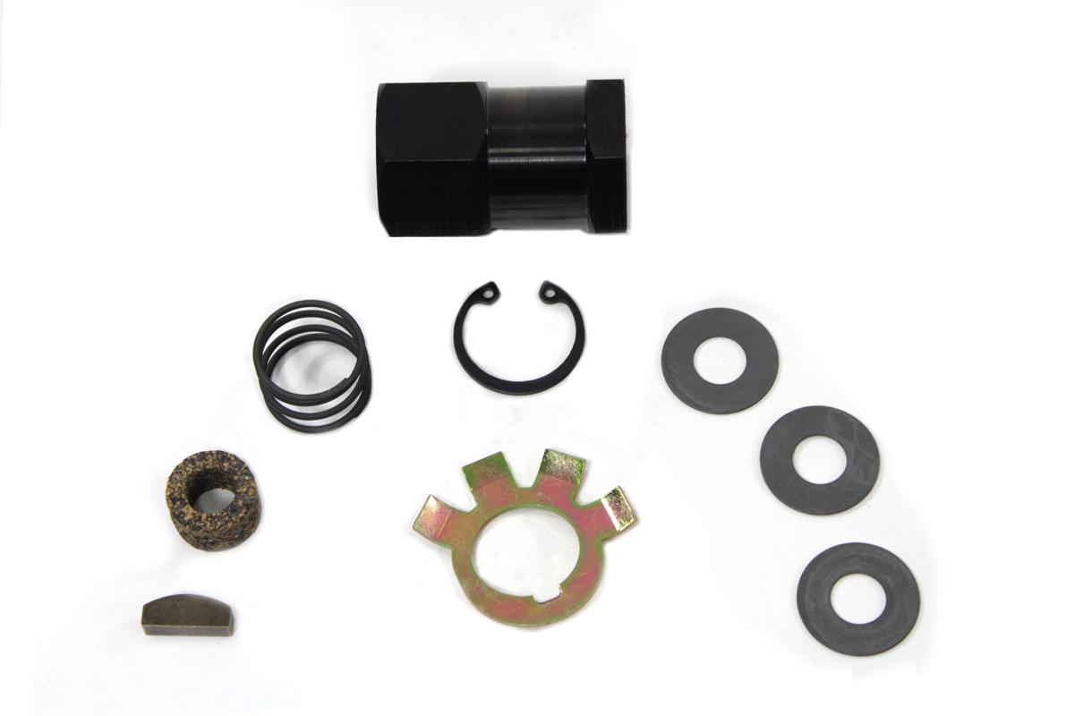 Replica Clutch Hub Nut Kit Parkerized