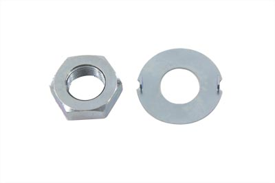 Sprocket Nut and Lock Tab Kit