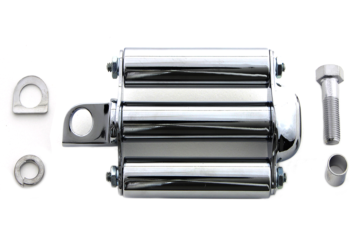 Chrome Kick Starter Pedal