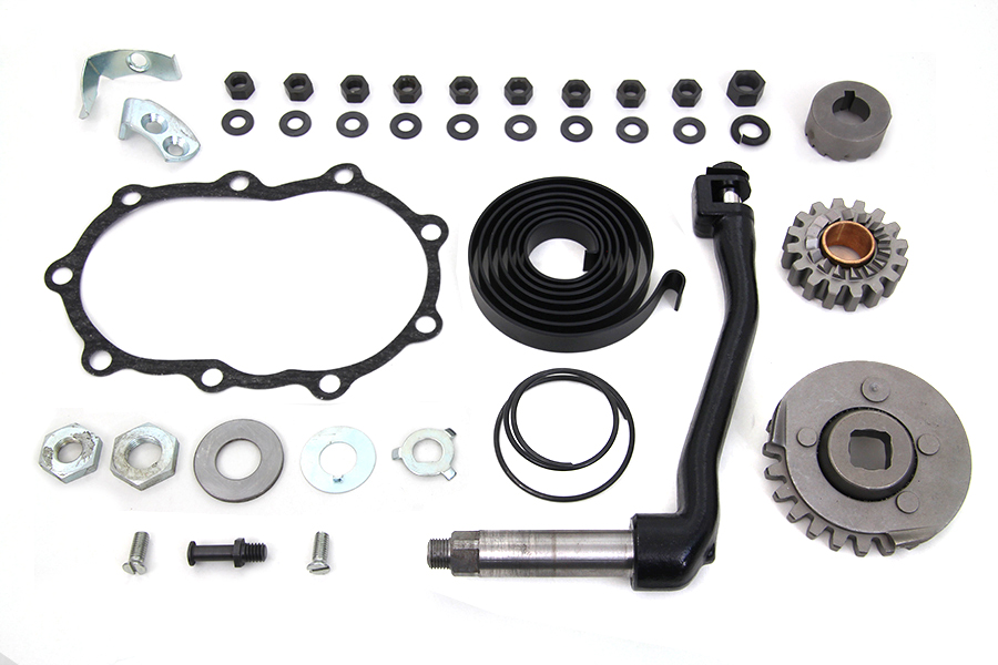 Kick Starter Assembly Parts Kit