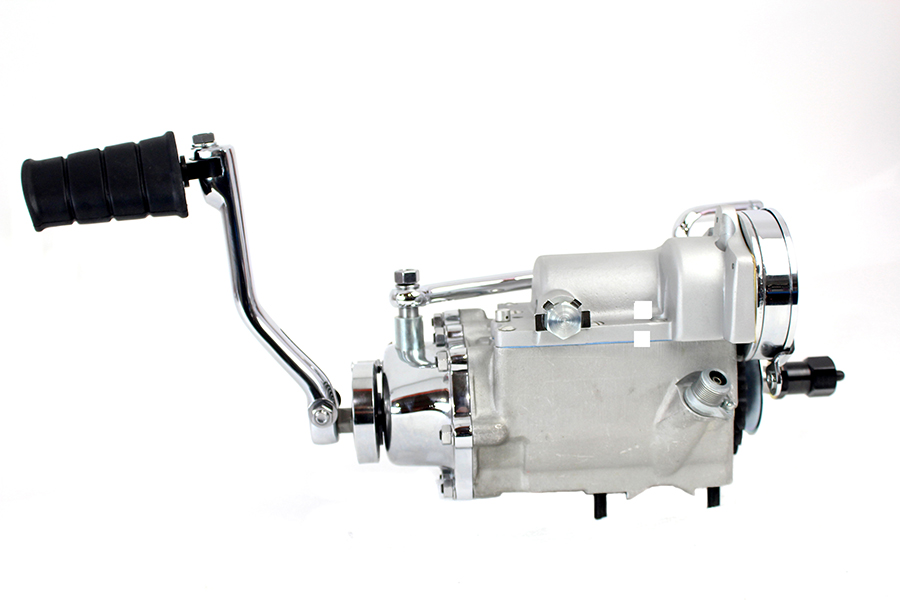 2.44 4-Speed Ratio Transmission Assembly