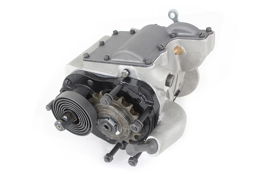 45 W 4-Speed Transmission Gear Assembly Unit