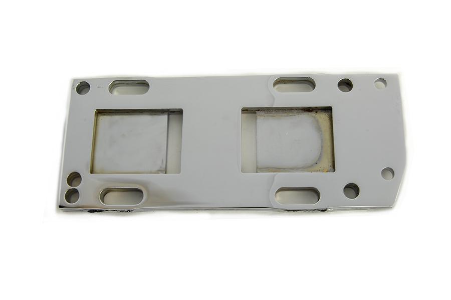 Transmission Mount Plate Chrome