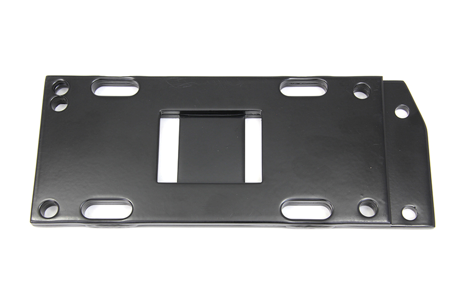 Black Transmission Mounting Plate