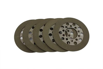 Kevlar Clutch Fiber Plate Set
