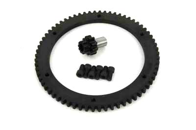 *UPDATE 66 Tooth Clutch Drum Ring Gear Kit