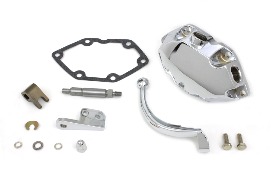 Clutch Release Cover Kit Chrome
