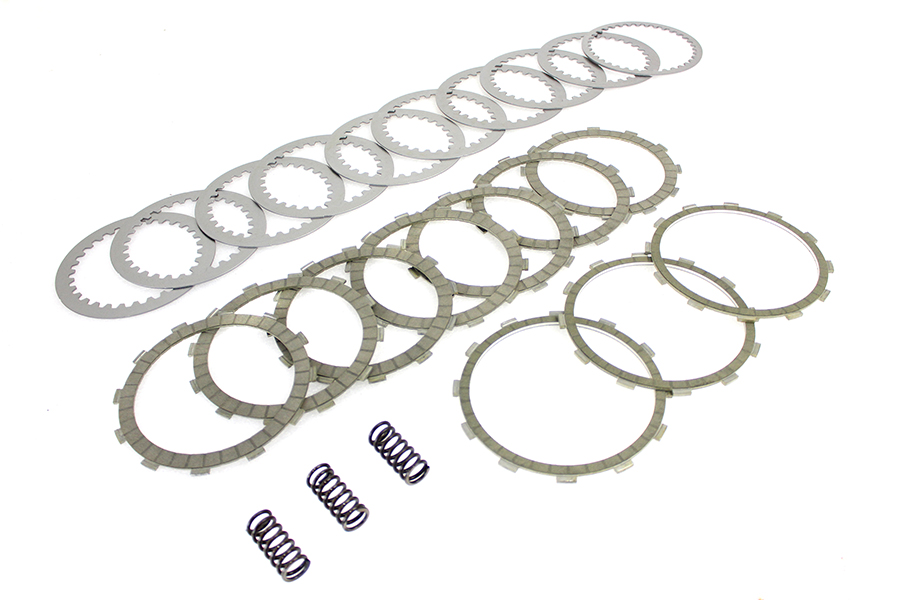 M8 Clutch Plate and Spring Kit Heavy Duty
