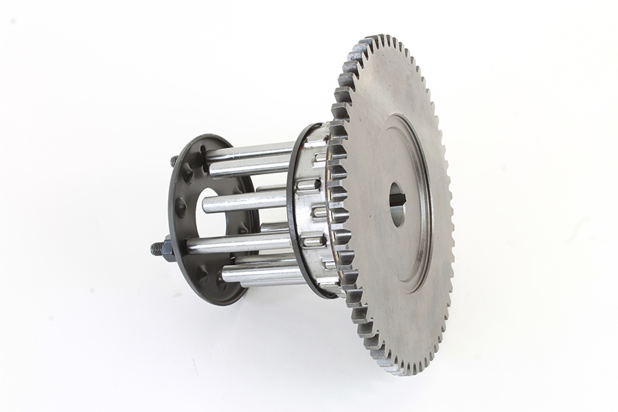 Big Twin Clutch with Ring Gear